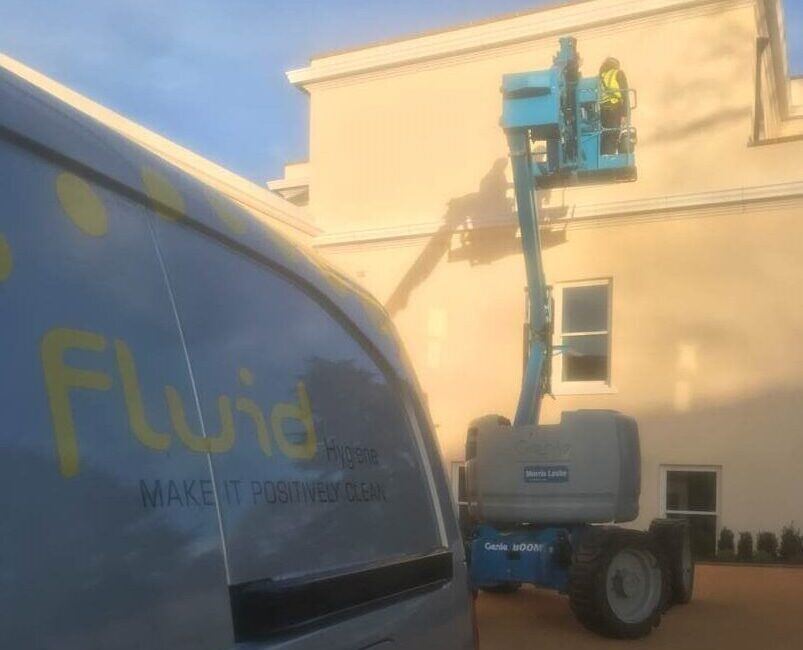 high level window cleaning, high level window cleaning companies