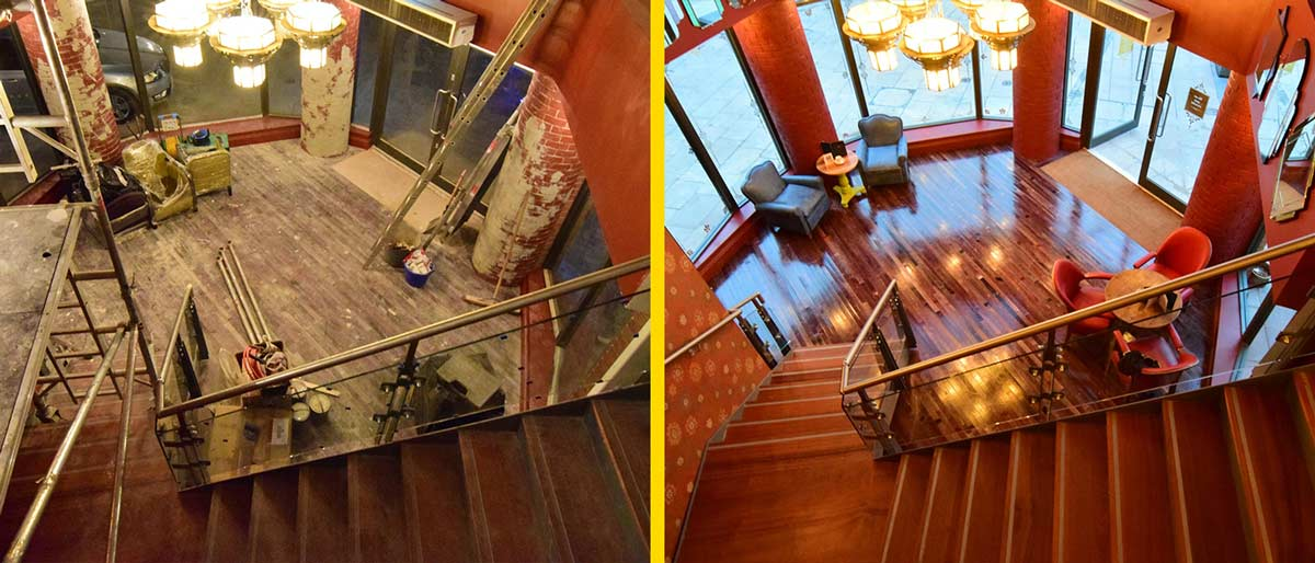 Floor Restoration, Floor Cleaning, Floor Renovation, Cleaning Company