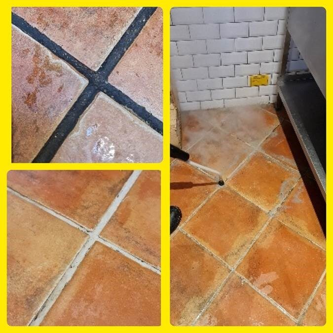 Floor Steam Cleaning Services, stone floor cleaning, tiled floor cleaning