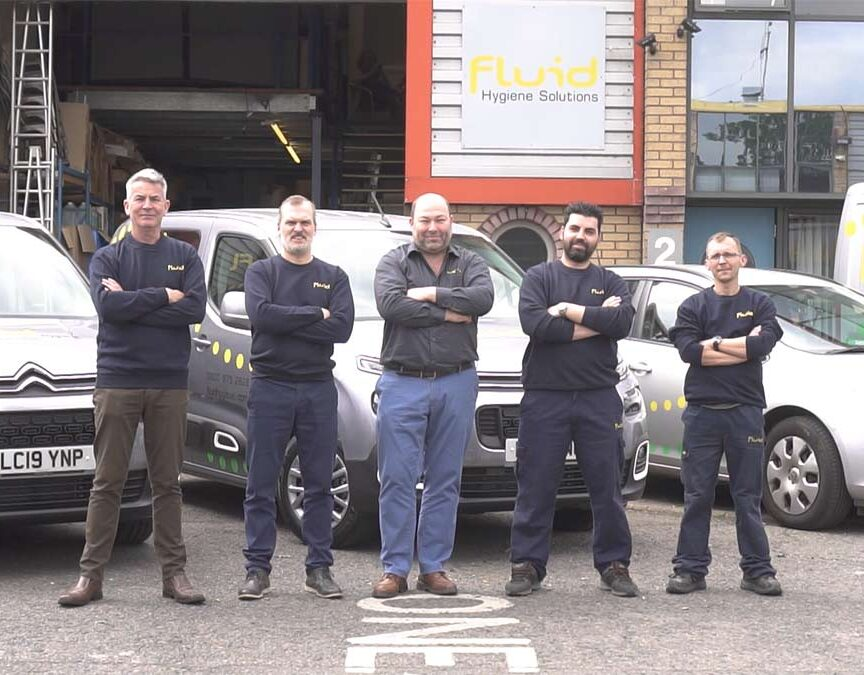 Specialist cleaning services from Fluid Hygiene