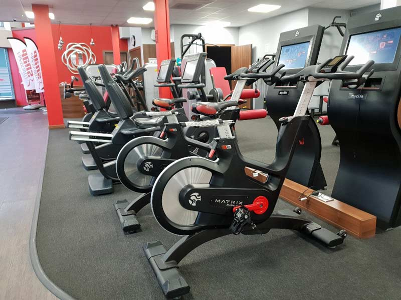 Gym Cleaning Services from Fluid Hygiene